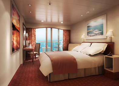 Norwegian Spirit cabin 11000