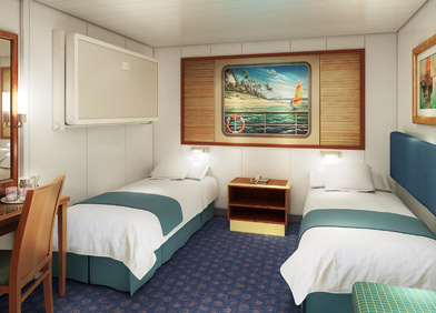 Norwegian Spirit cabin 4475