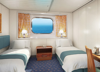 Norwegian Spirit cabin 8000