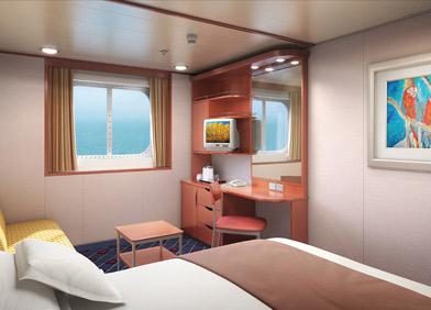 Norwegian Sun cabin 5001