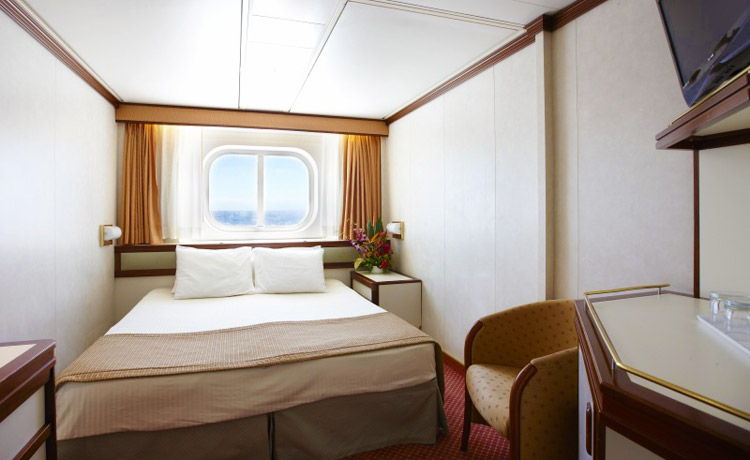 Sea Princess cabin E353