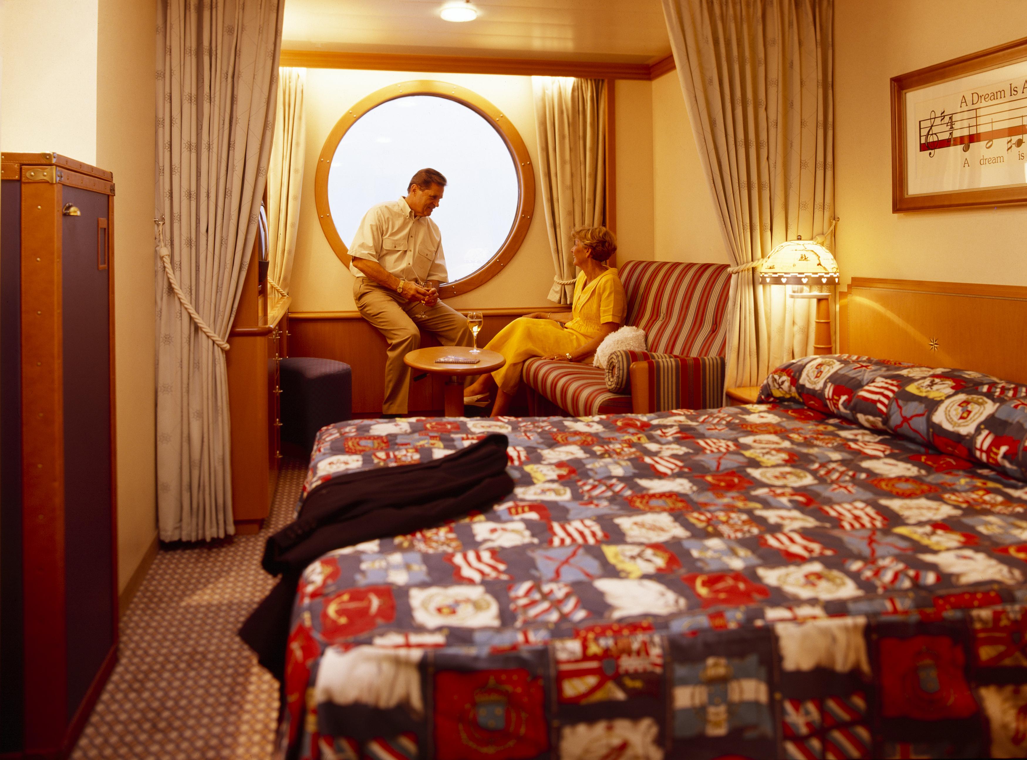 Disney Fantasy cabin 2558