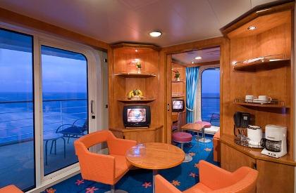 Pride of America cabin 9000