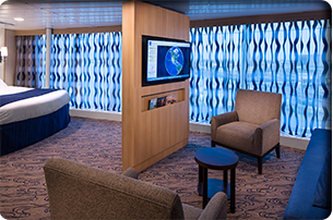 Explorer of the Seas cabin 1802
