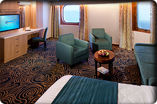Rhapsody of the Seas cabin 8000