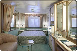 Vision of the Seas cabin 4550