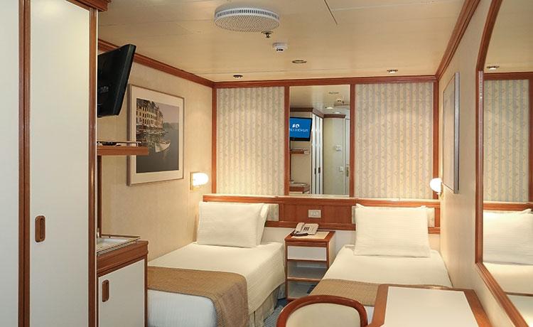 Sun Princess cabin B201