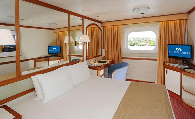 Sun Princess cabin P349