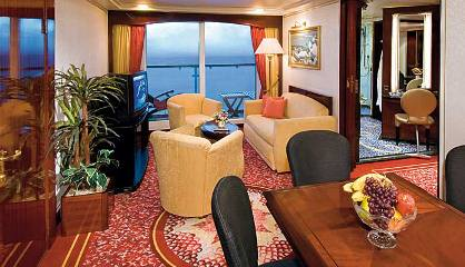 Norwegian Spirit cabin 10000