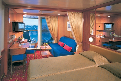 Norwegian Star cabin 11002
