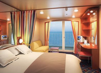 Norwegian Sun cabin 0001