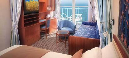 Norwegian Sun cabin 1001