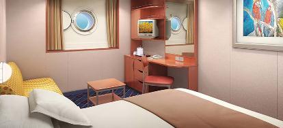 Norwegian Sun cabin 4001